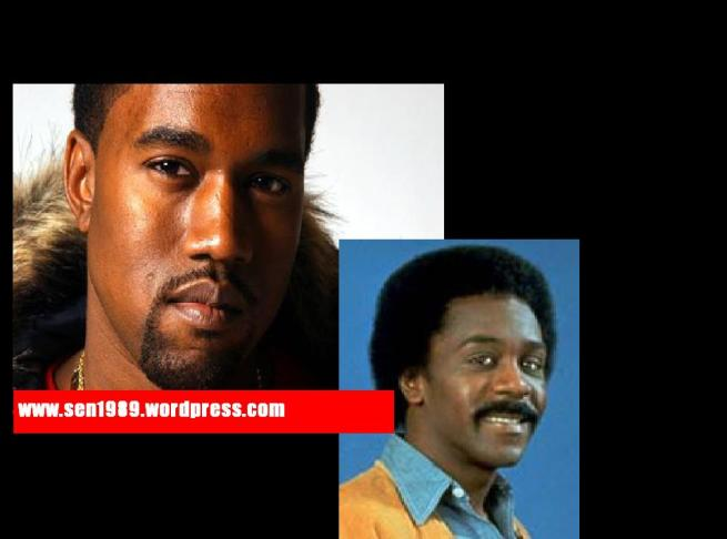 Kayne West and Lamont Sanford?