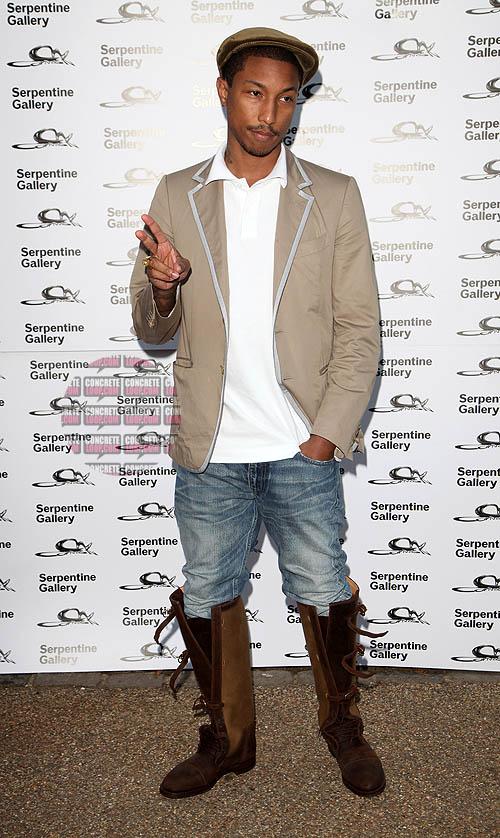 pharrell williams fashion. news and Pharrell Williams