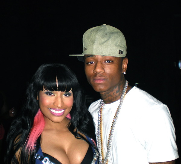 Souljaboy and Nickiminaj